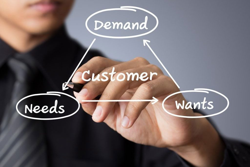 خواستهها و انتظارات مشتریان